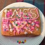 Le Gâteau d'Inès