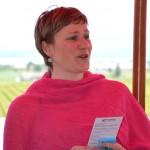 Eveline Sautaux, présidente de L'indice-pensable