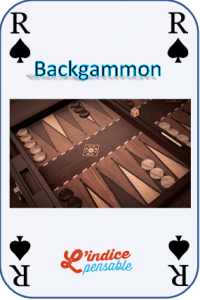Accéder au backgammon